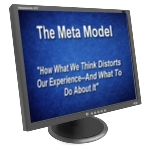 Meta Model Computer Screen
