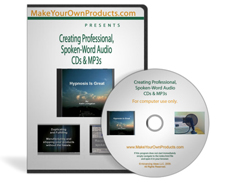 Creating Professional Spoken-Word CDs & MP3s