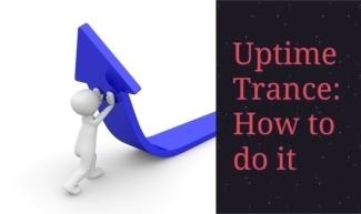 uptime trance