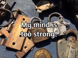 Mind too strong