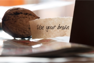 Use Your Brain -- metaphor heals