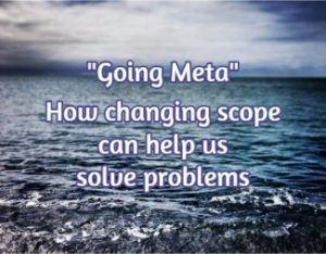 Going Meta