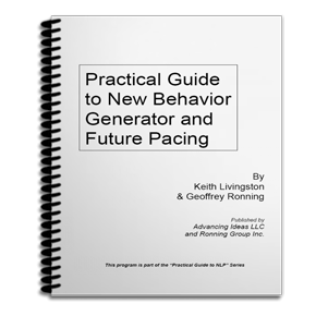 New Behavior Generator & Future Pacing Workbook