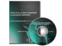 Practical Guide to Rapport and Advanced Rapport CD3