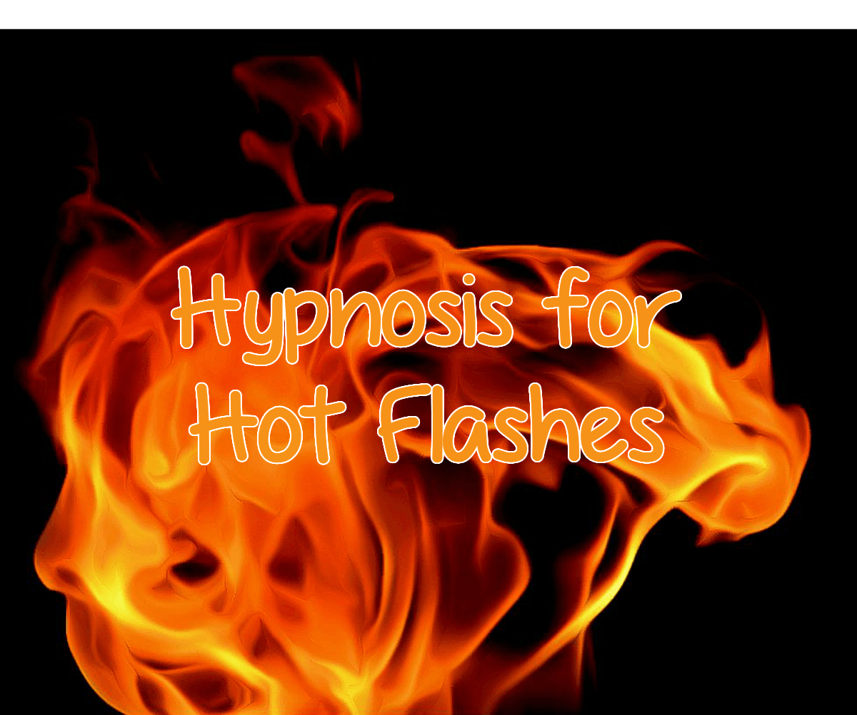 Hypnosis for hot flashes