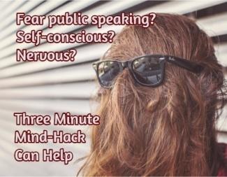 self-conscious?
