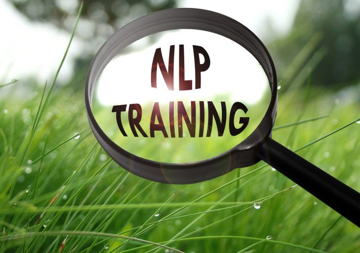 NLP Training Magnifying Glass